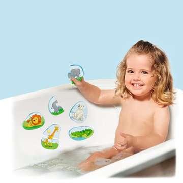 Badepuzzle Zoo Baby und Kleinkind;Spielzeug - Bild 9 - Ravensburger