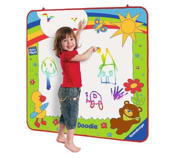 Aqua Doodle® XXL color Loisirs créatifs;Aqua Doodle ® - Image 2 - Ravensburger