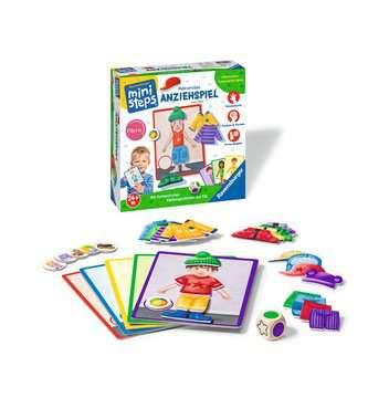 04546 Spielzeug Mein erstes Anzieh-Spiel von Ravensburger 1
