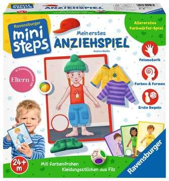 Mein erstes Anzieh-Spiel Baby und Kleinkind;Spielzeug - Bild 2 - Ravensburger