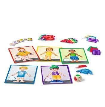 Mein erstes Anzieh-Spiel Baby und Kleinkind;Spielzeug - Bild 3 - Ravensburger