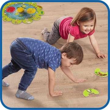04547 Spielzeug Unser lustiges Tierparty-Spiel von Ravensburger 5