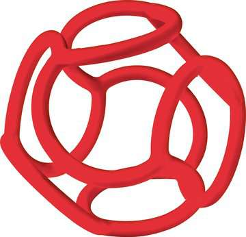 04549 Spielzeug baliba - Babys Lieblingsball (rot) von Ravensburger 1