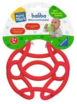 04549 Spielzeug baliba - Babys Lieblingsball (rot) von Ravensburger 2