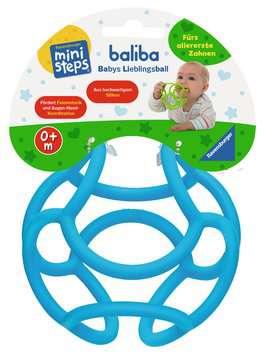 baliba - Babys Lieblingsball (blau) Baby und Kleinkind;Spielzeug - Bild 2 - Ravensburger