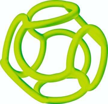 04551 Spielzeug baliba - Babys Lieblingsball (grün) von Ravensburger 1