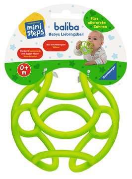 04551 Spielzeug baliba - Babys Lieblingsball (grün) von Ravensburger 2