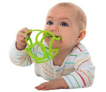 04551 Spielzeug baliba - Babys Lieblingsball (grün) von Ravensburger 3