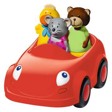 Mein Multi-Fahrspaß-Auto Baby und Kleinkind;Spielzeug - Bild 1 - Ravensburger