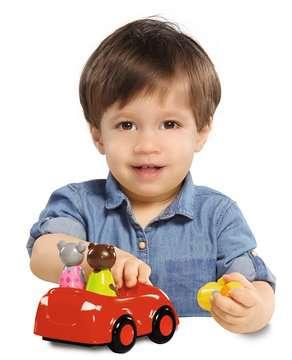 Mein Multi-Fahrspaß-Auto Baby und Kleinkind;Spielzeug - Bild 3 - Ravensburger
