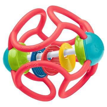 04554 Spielzeug baliba Rasselball (rot) von Ravensburger 1