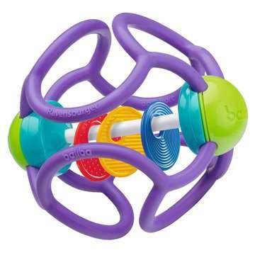 04556 Spielzeug baliba Rasselball (lila) von Ravensburger 1