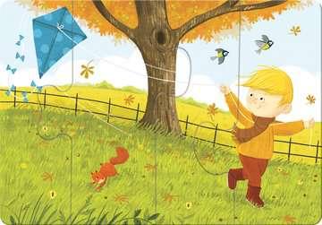 Mein allererstes Puzzle: Jahreszeiten Baby und Kleinkind;Puzzles - Bild 3 - Ravensburger