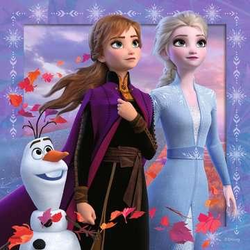 Disney Frozen 2: De reis begint. Puzzels;Puzzels voor kinderen - image 2 - Ravensburger