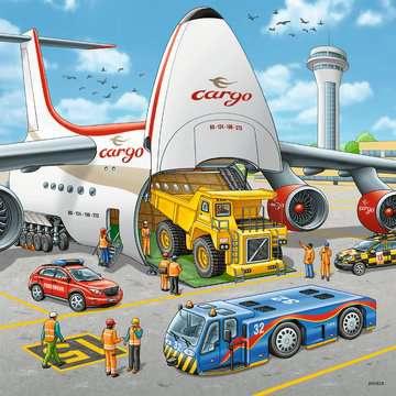 Above the clouds Jigsaw Puzzles;Children s Puzzles - image 3 - Ravensburger
