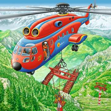 Above the clouds Jigsaw Puzzles;Children s Puzzles - image 4 - Ravensburger