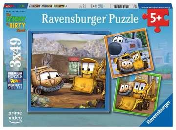 Buddies Jigsaw Puzzles;Children s Puzzles - image 1 - Ravensburger