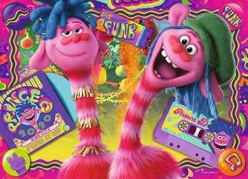 Trolls 2:La musica ci unisce Puzzle 4x100 Bumper Pack Puzzle;Puzzle per Bambini - immagine 2 - Ravensburger