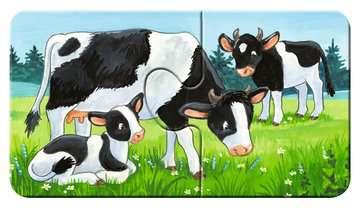 Familles d animaux à la ferme Puzzle;Puzzles enfants - Image 3 - Ravensburger