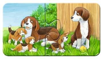 Familles d animaux à la ferme Puzzle;Puzzles enfants - Image 4 - Ravensburger