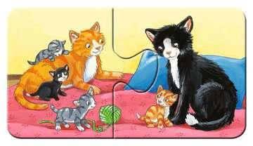 Familles d animaux à la ferme Puzzle;Puzzles enfants - Image 6 - Ravensburger