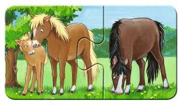 Familles d animaux à la ferme Puzzle;Puzzles enfants - Image 7 - Ravensburger