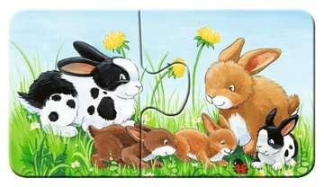 Familles d animaux à la ferme Puzzle;Puzzles enfants - Image 8 - Ravensburger