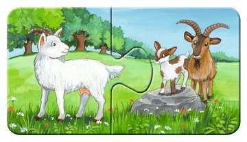 Familles d animaux à la ferme Puzzle;Puzzles enfants - Image 10 - Ravensburger