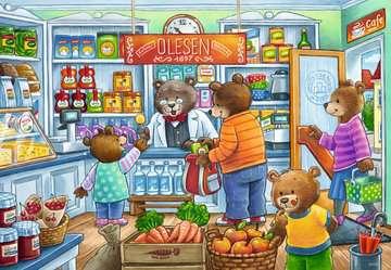 Let s go shopping Puslespil;Puslespil for børn - Billede 3 - Ravensburger