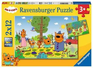 Family day out Puslespil;Puslespil for børn - Billede 1 - Ravensburger