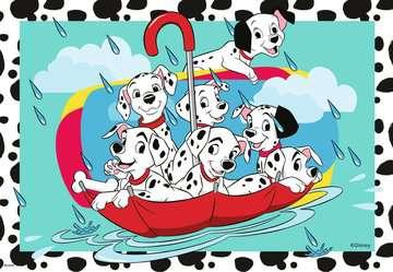 05087 Kinderpuzzle Disneys liebste Welpen von Ravensburger 3