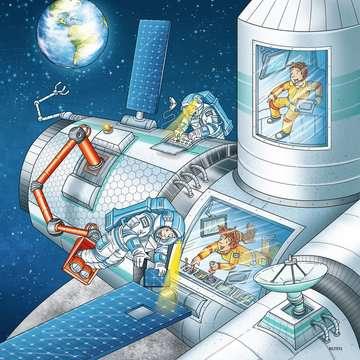 05088 Kinderpuzzle Auf Weltraummission mit Tom und Mia von Ravensburger 2