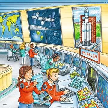 Op ruimtevaartmissie met Tom en Mia Puzzels;Puzzels voor kinderen - image 3 - Ravensburger