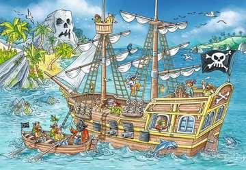 Adventure Island Puslespil;Puslespil for børn - Billede 2 - Ravensburger