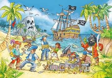 Adventure Island Puslespil;Puslespil for børn - Billede 3 - Ravensburger
