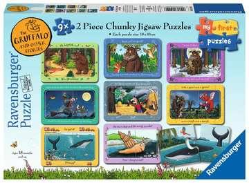 The Gruffalo en andere verhaaltjes Puzzels;Puzzels voor kinderen - image 1 - Ravensburger