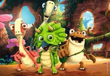 De kleine dino-bende Puzzels;Puzzels voor kinderen - image 3 - Ravensburger
