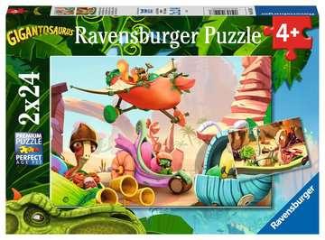 Rocky, Bill, Mazu en Tiny Puzzels;Puzzels voor kinderen - image 1 - Ravensburger