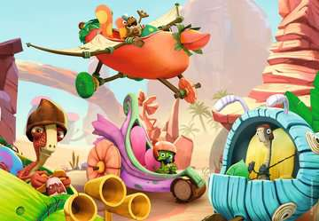 Rocky, Bill, Mazu en Tiny Puzzels;Puzzels voor kinderen - image 3 - Ravensburger