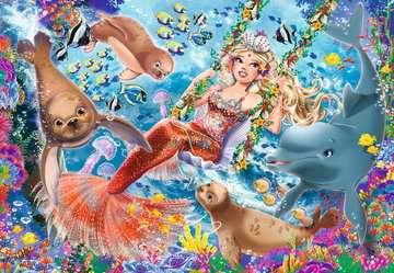 Betoverende zeemeerminnen Puzzels;Puzzels voor kinderen - image 2 - Ravensburger