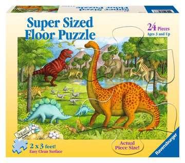 Dinosaur Pals Jigsaw Puzzles;Children s Puzzles - image 1 - Ravensburger