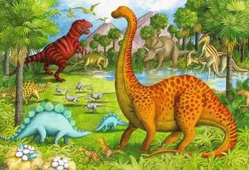 Dinosaur Pals Jigsaw Puzzles;Children s Puzzles - image 2 - Ravensburger