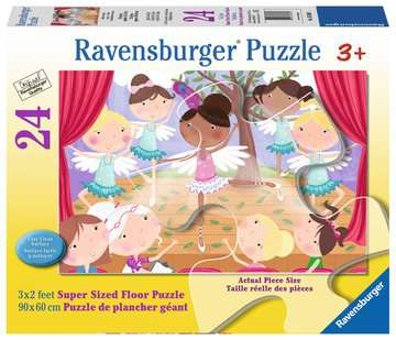 Ballet Beauties Jigsaw Puzzles;Children s Puzzles - image 1 - Ravensburger