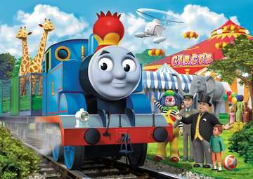 Thomas & Friends: Circus Fun Jigsaw Puzzles;Children s Puzzles - image 2 - Ravensburger