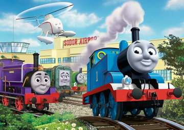 Thomas & Friends: At the Airport Jigsaw Puzzles;Children s Puzzles - image 2 - Ravensburger