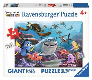Disney Pixar Collection: Smile! Jigsaw Puzzles;Children s Puzzles - image 1 - Ravensburger