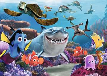 Disney Pixar Collection: Smile! Jigsaw Puzzles;Children s Puzzles - image 2 - Ravensburger