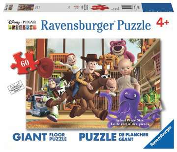 Disney Pixar Collection: Playing Around Jigsaw Puzzles;Children s Puzzles - image 1 - Ravensburger