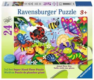 Bestioles attachantes Puzzles;Puzzles pour enfants - Image 1 - Ravensburger