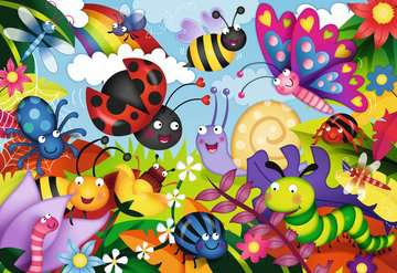 Cute Bugs Jigsaw Puzzles;Children s Puzzles - image 2 - Ravensburger